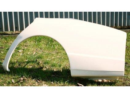 Š 130LR zadní blatník nýtovací L 2409 01a