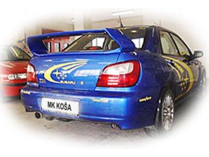 Subaru Impreza sedan (2001 ) křídlo WRC 02 upr 3