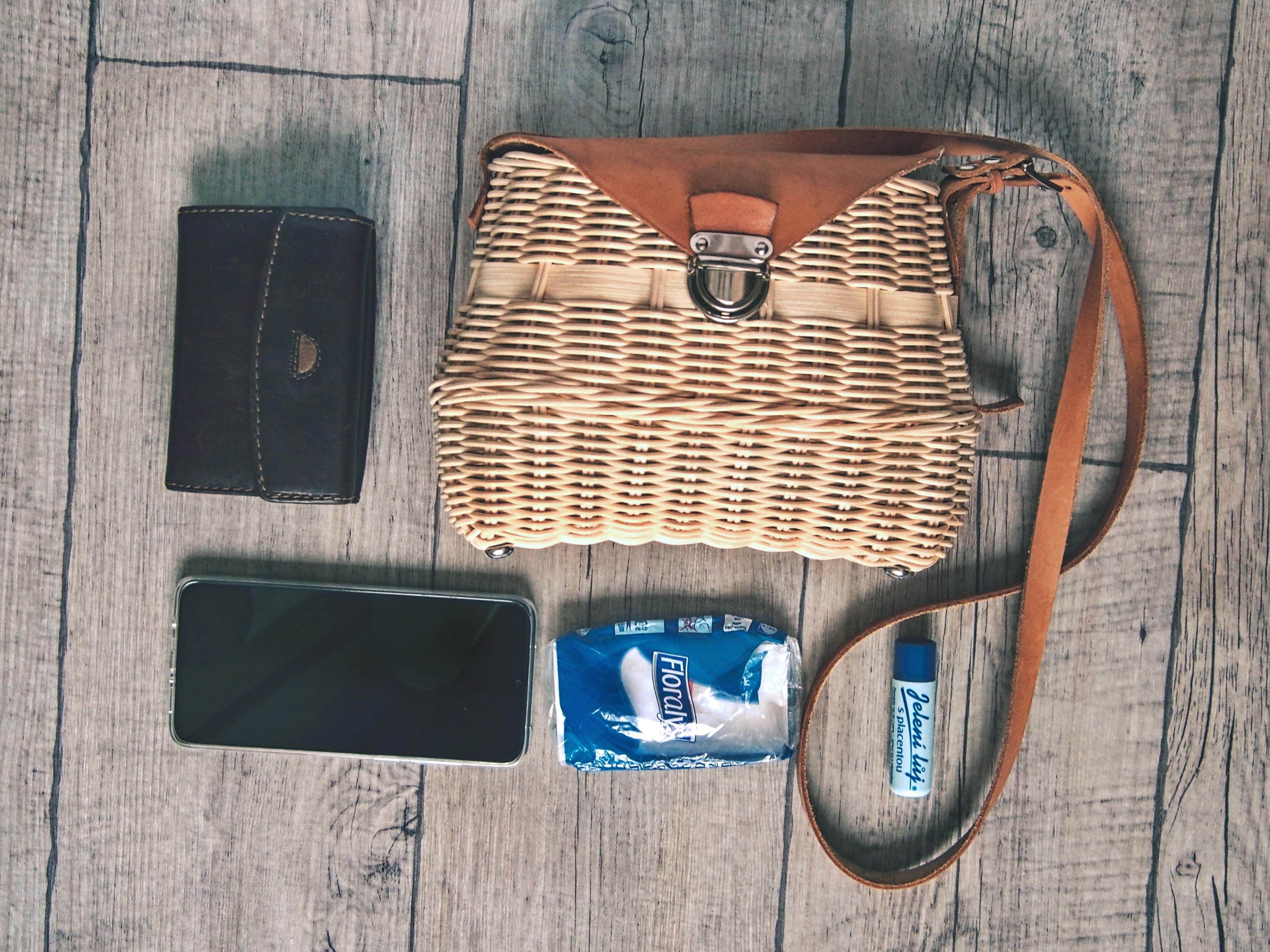 Tajemství mé kabelky