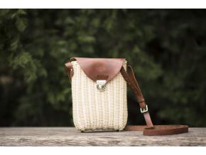 Proutěná kabelka Jane