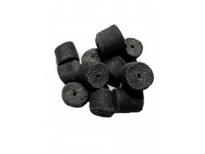 Pelety černé