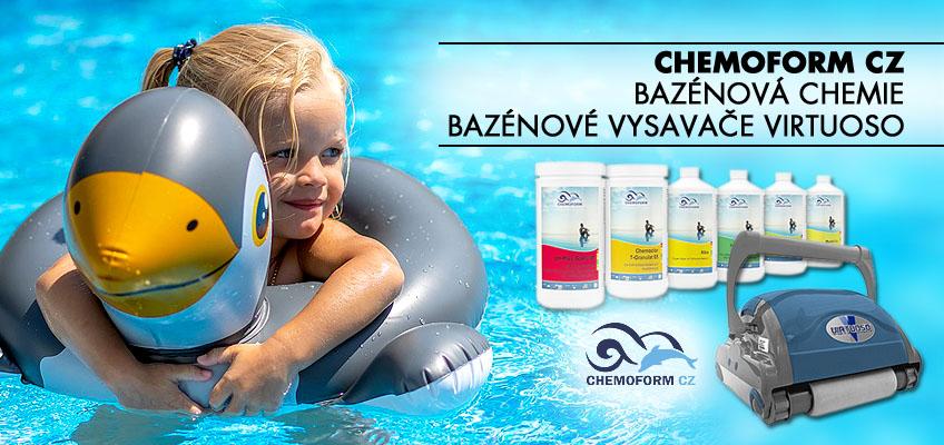Potřeby pro bazény a wellness
