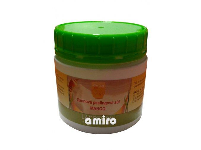 CHEMOFORM Peelingová sůl Mango 500g 501417305