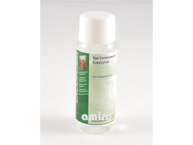 CHEMOFORM Aroma do vody Eukalyptus 250 ml 501435002