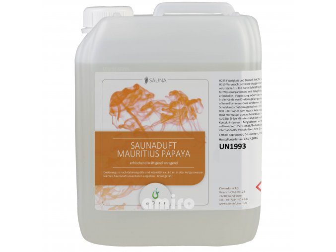 CHEMOFORM Esence SA - Mauritus Papaya 3l 501446003