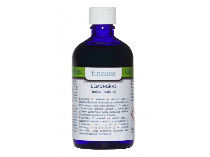 CHEMOFORM EO - Lemongras indický 100ml 50F106004