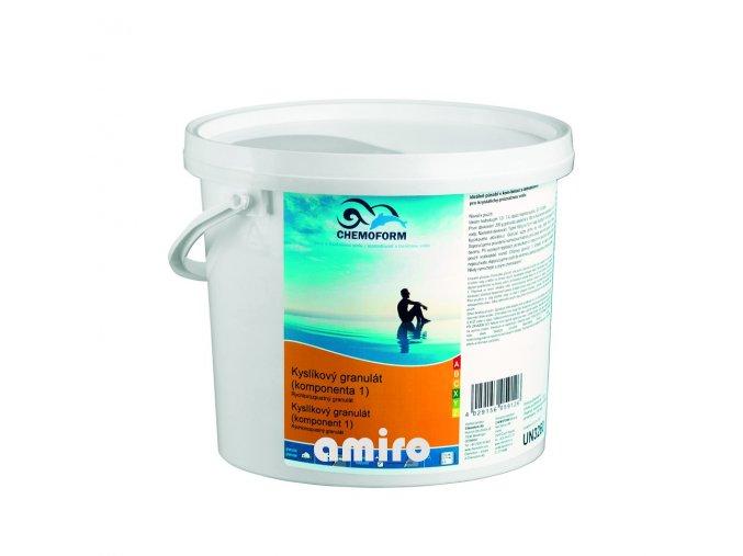 CHEMOFORM Aquablanc Kyslíkový granulát 5 kg 100591605