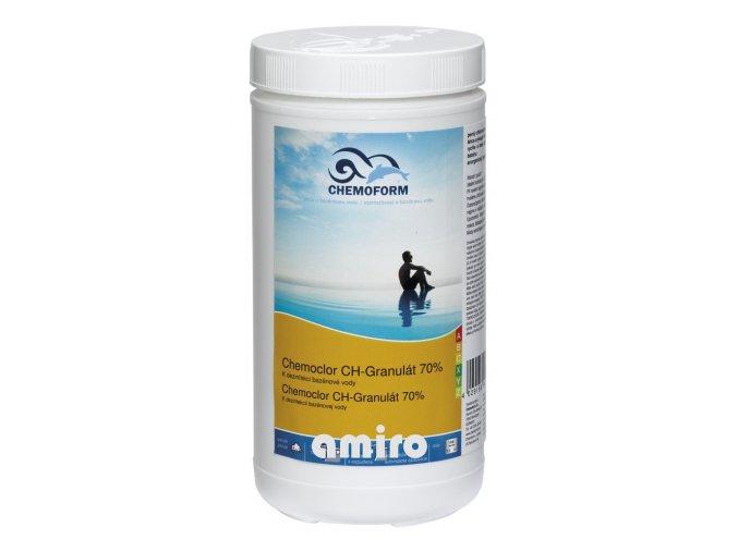 CHEMOFORM Chlor-super šok 70% nestabilní 1 kg 100401601