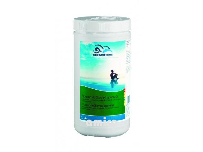 CHEMOFORM Flocer - Vločkovač granulát 1 kg 100907601