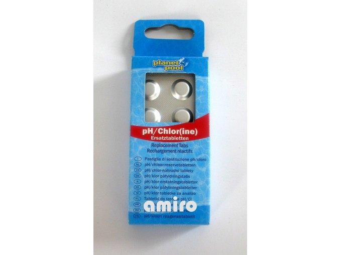 CHEMOFORM pH/Cl náhradní tablety (30+30 tbl) 102306600