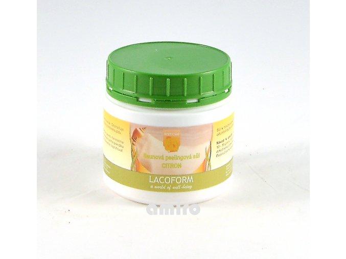 CHEMOFORM Peelingová sůl Citron 500g 501417505