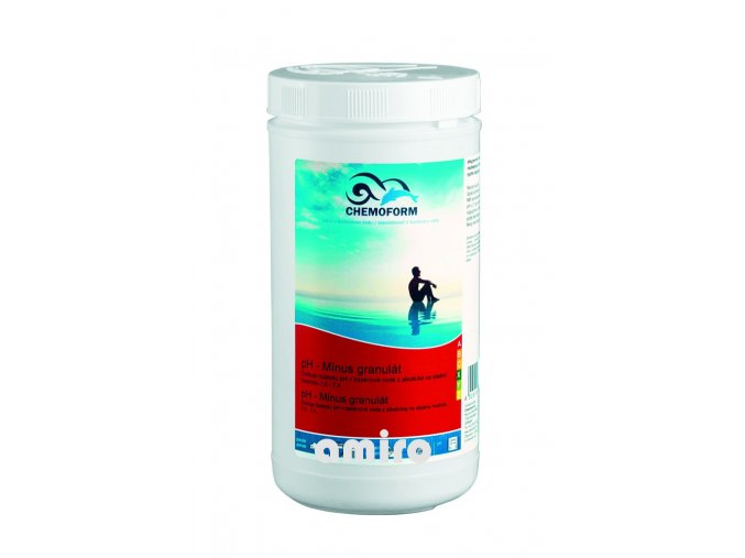 CHEMOFORM pH minus granulát 5 kg 100811605