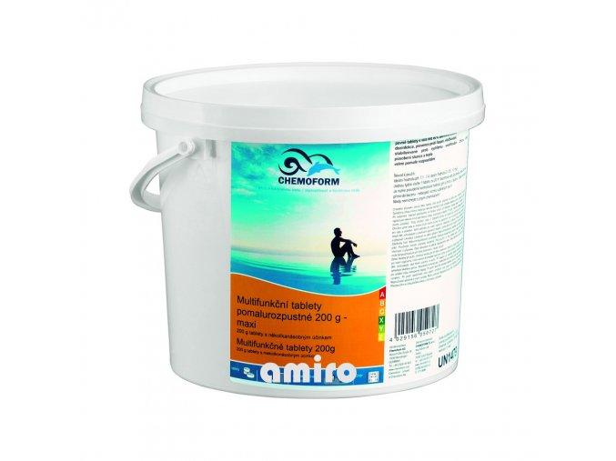 CHEMOFORM BST - Bazénové Super Tablety maxi 5 Kg 100507605