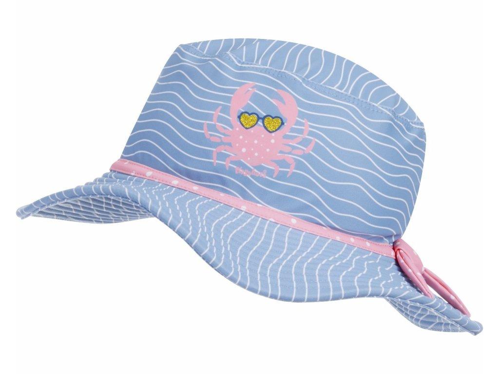 Klobúčik s UV ochranou Krab