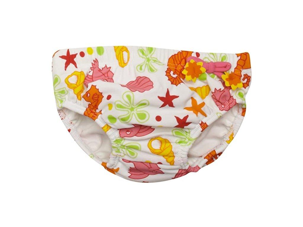 Baby plavky s plienkovou vložkou Morská panna