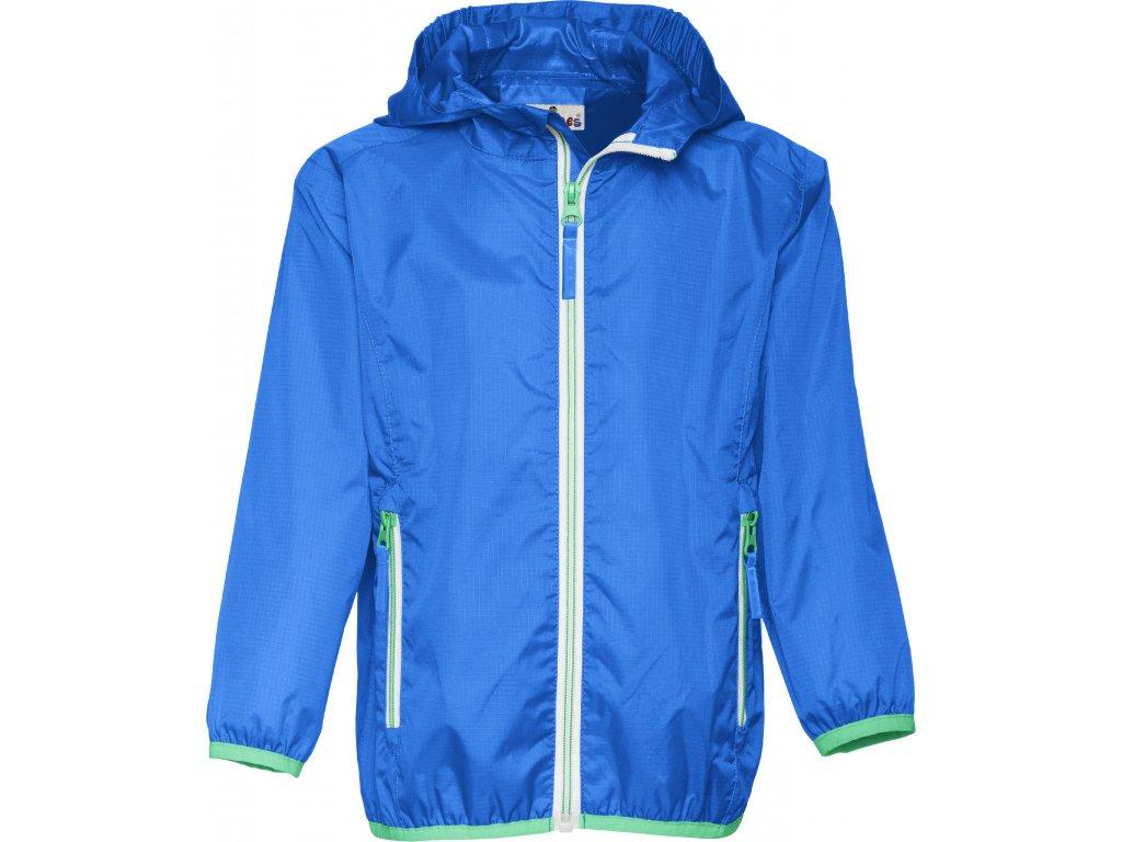 Nepremokavá ľahká bunda modrá