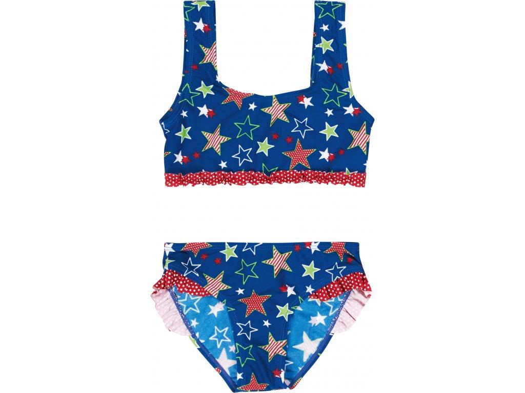 Dvojdielne plavky  Hviezdičky