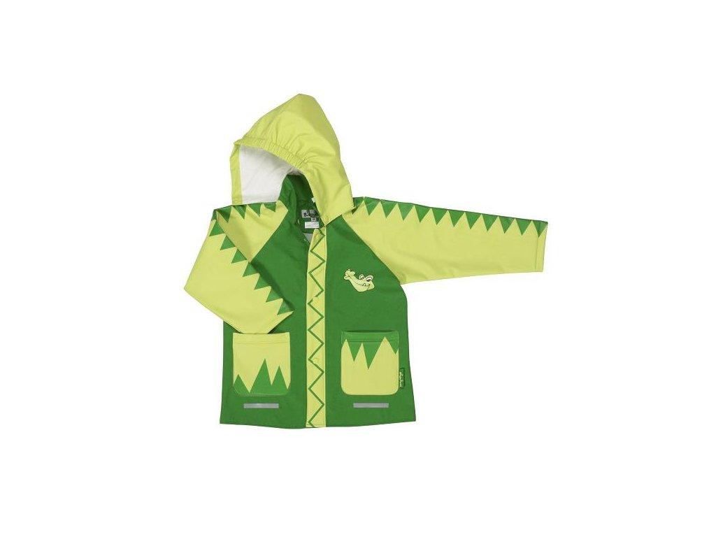 Plášť do dažďa Krokodíl zelený
