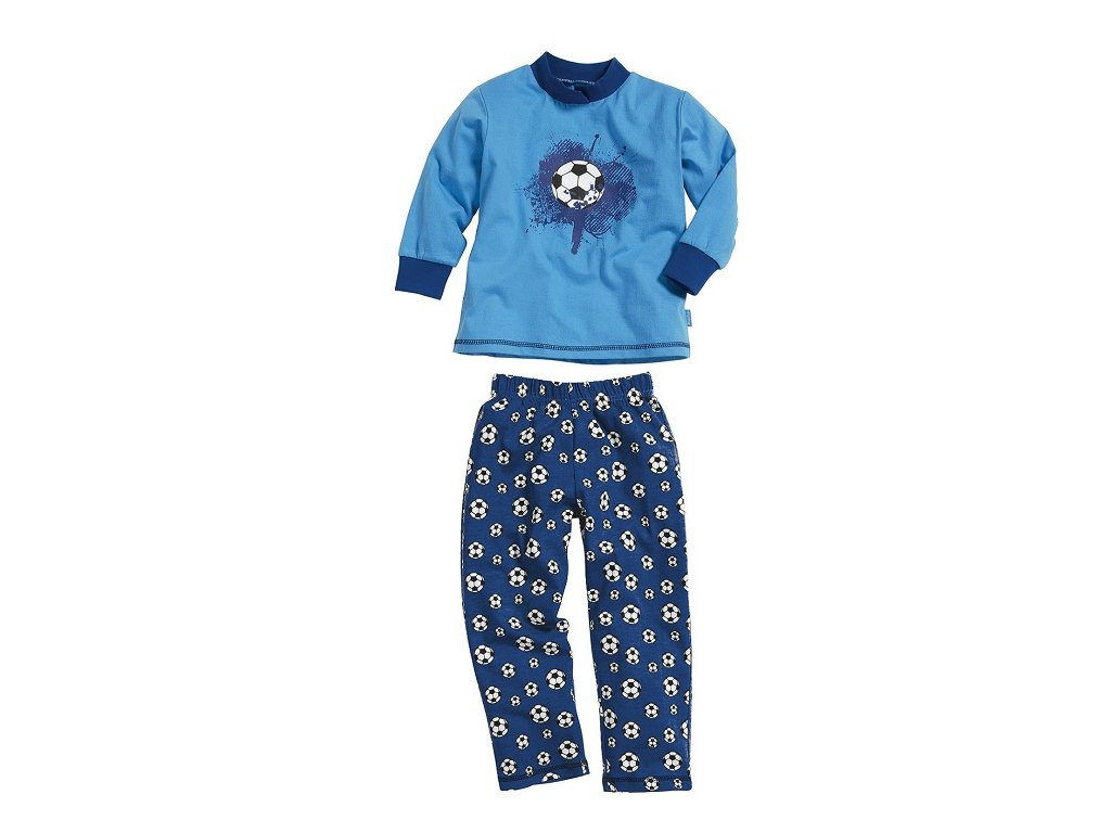 PLAYSHOES Pyžamo Futbal č.80-116