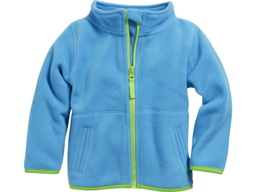 XXL1 schnizler fleece jacket blue 860202 23