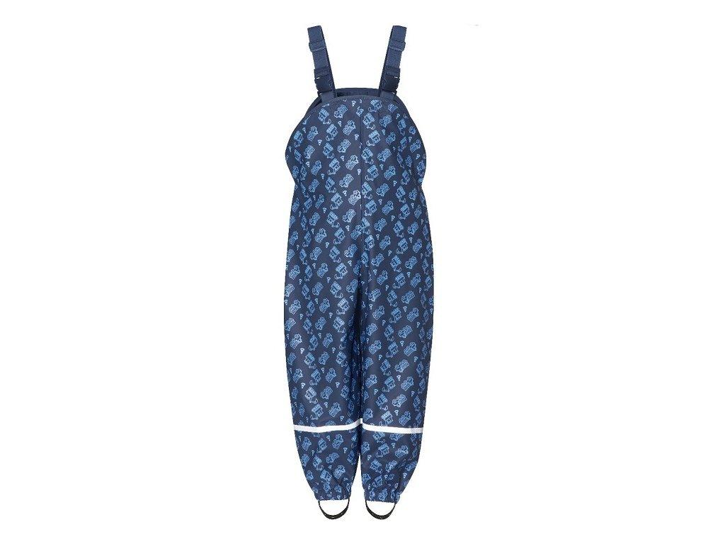 Nohavice do dažďa Stavbár modré