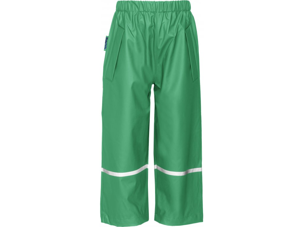 Nepremokavé nohavice zelené