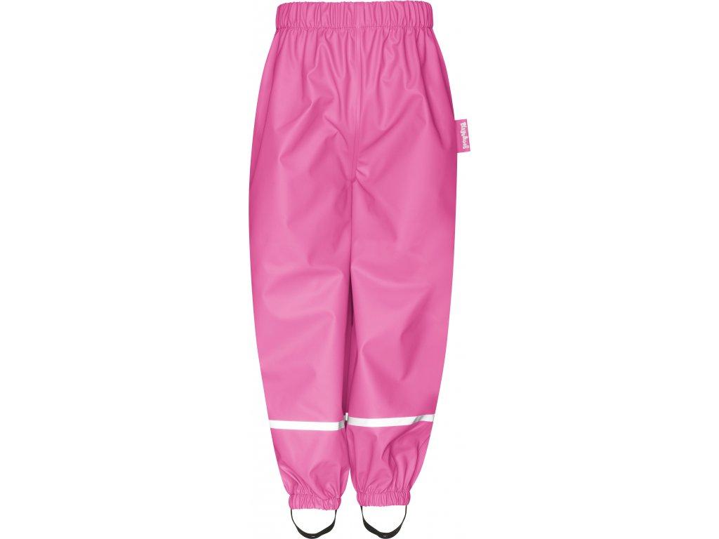 Nepremokavé nohavice do dažďa ružové