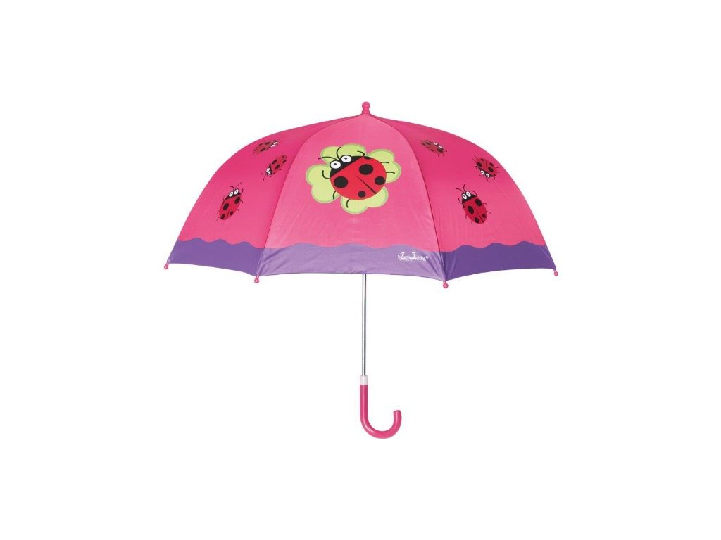PLAYSHOES Detský dáždnik Štvorlístok 70cm