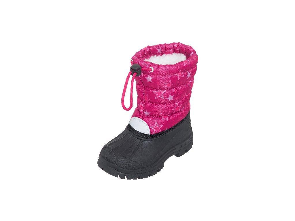 Zimné topánky Hviezdičky