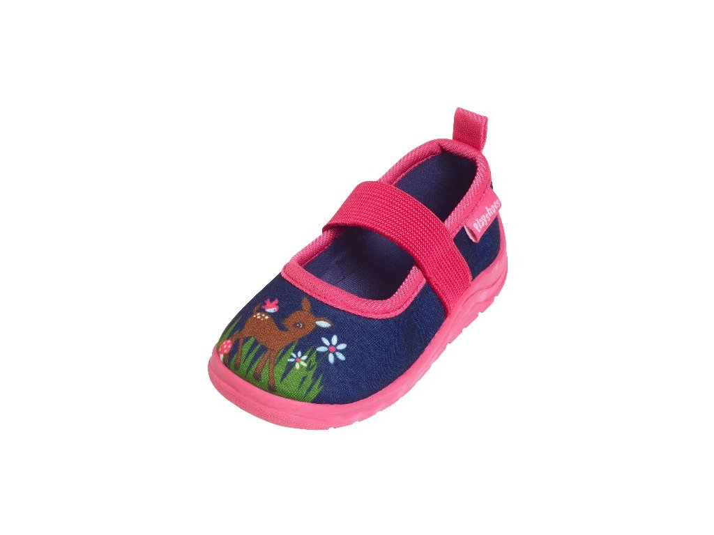 Playshoes Papučky Srnka
