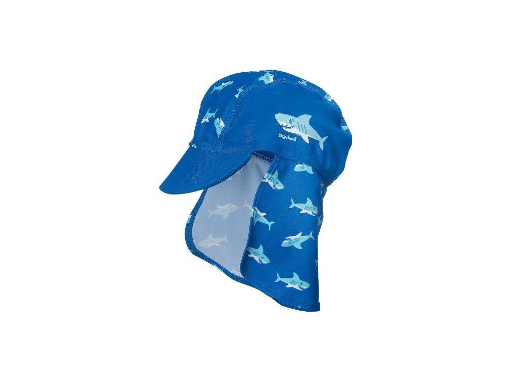 Čiapka so šiltom a UV ochranou Žralok
