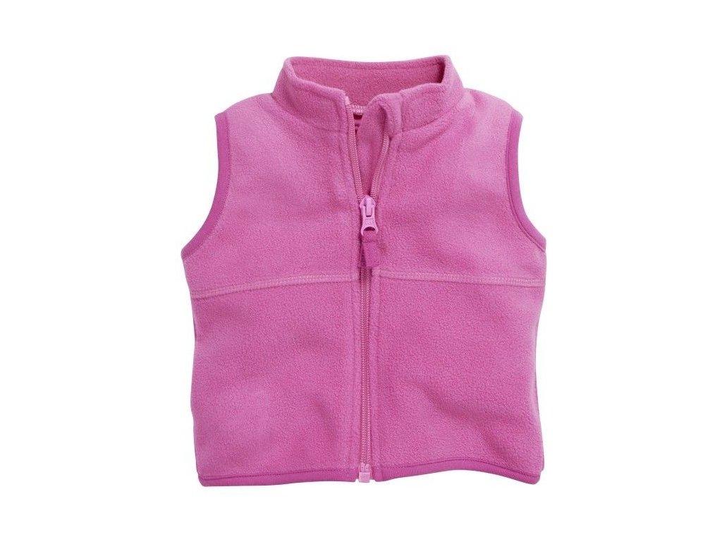 1219131 playshoes detska vesta 860204 pink znacky playshoes