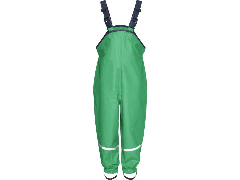 Nohavice do dažďa BASIC zelené
