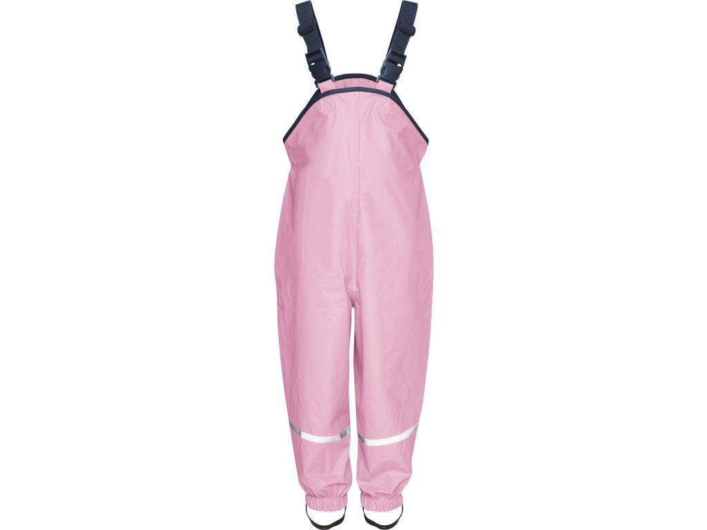 Nohavice do dažďa BASIC svetloružové