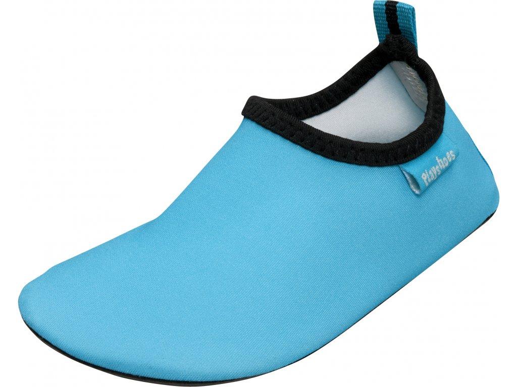 Barefoot topánky do vody s UV ochranou UNI modrá