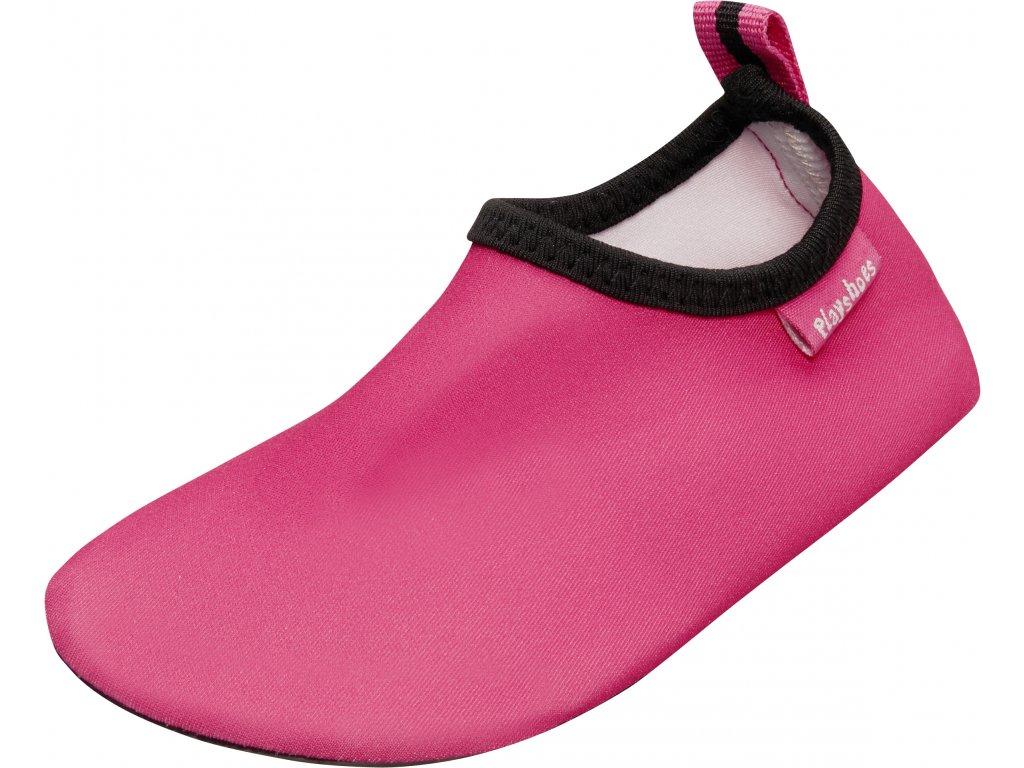 Barefoot topánky do vody s UV ochranou UNI ružová