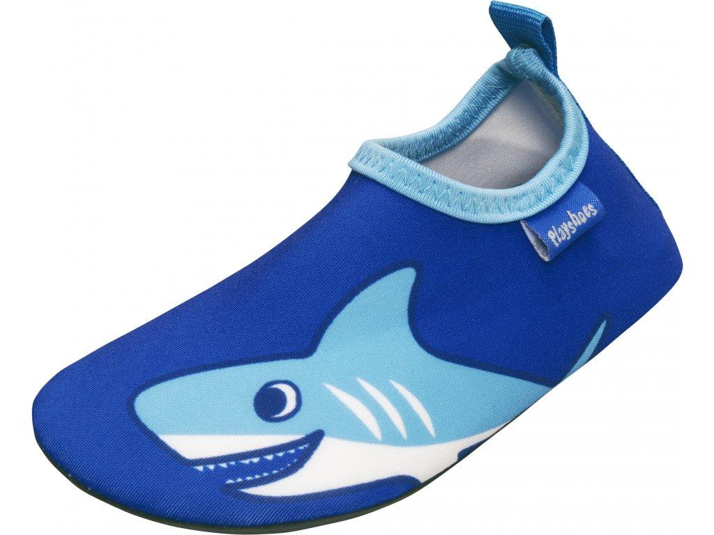 Barefoot topánky do vody s UV ochranou Žralok
