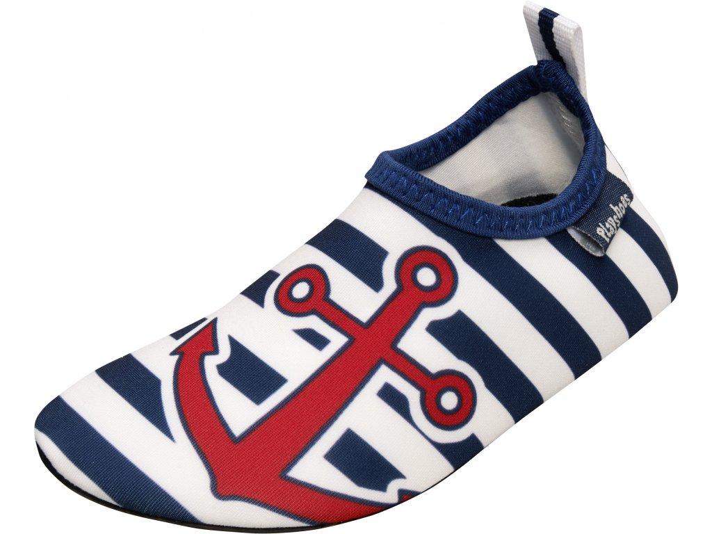 Barefoot topánky do vody s UV ochranou Námorník