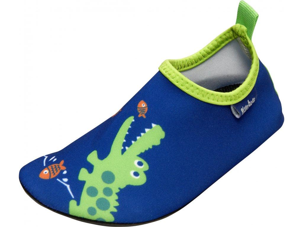 Barefoot topánky do vody s UV ochranou Krokodíl