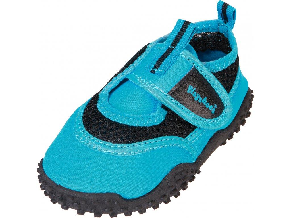 Topánky do vody s UV ochranou Neon modrá