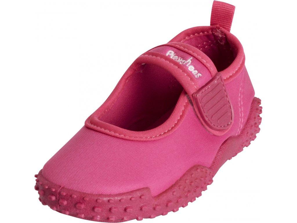 Topánky do vody s UV ochranou klasické ružové