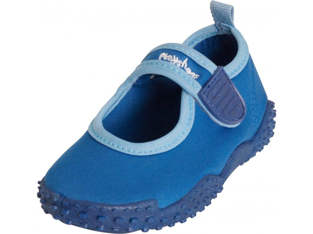Topánky do vody s UV ochranou klasické modré