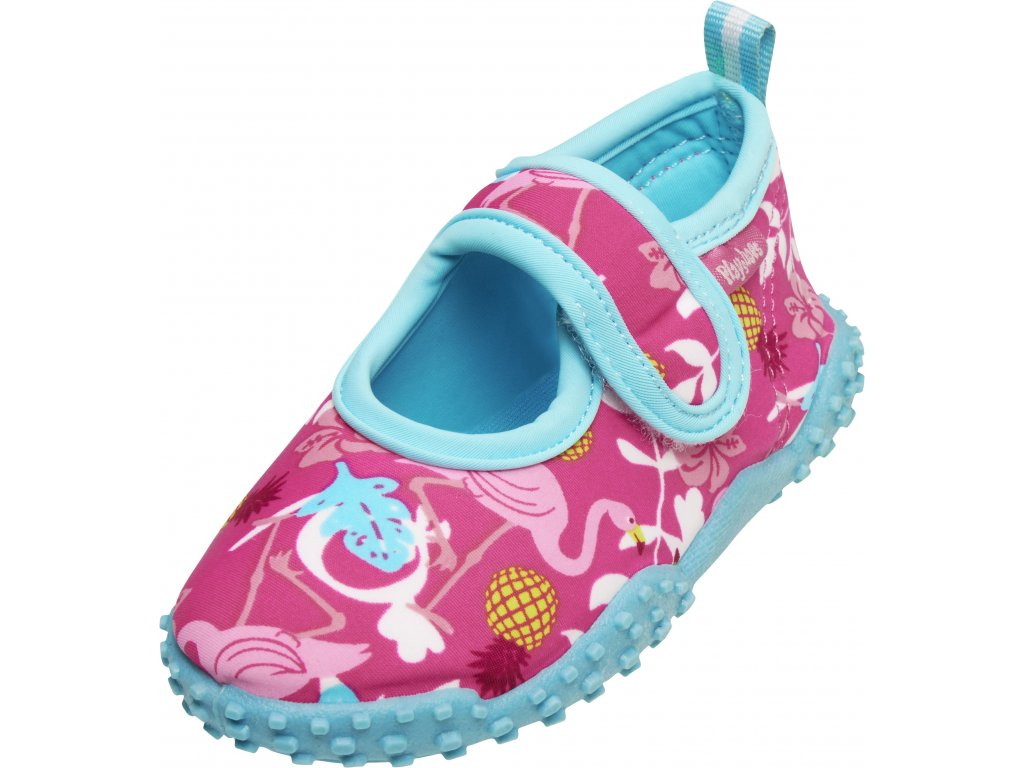 Topánky do vody s UV ochranou Plameniak