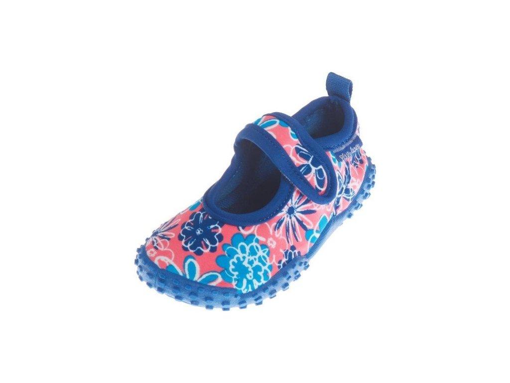 Topánky do vody s UV ochranou Fialky