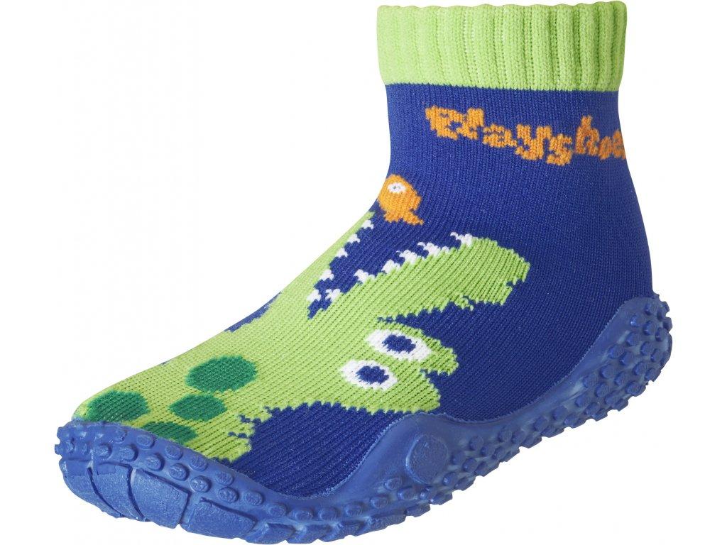 Aqua ponožky Krokodíl