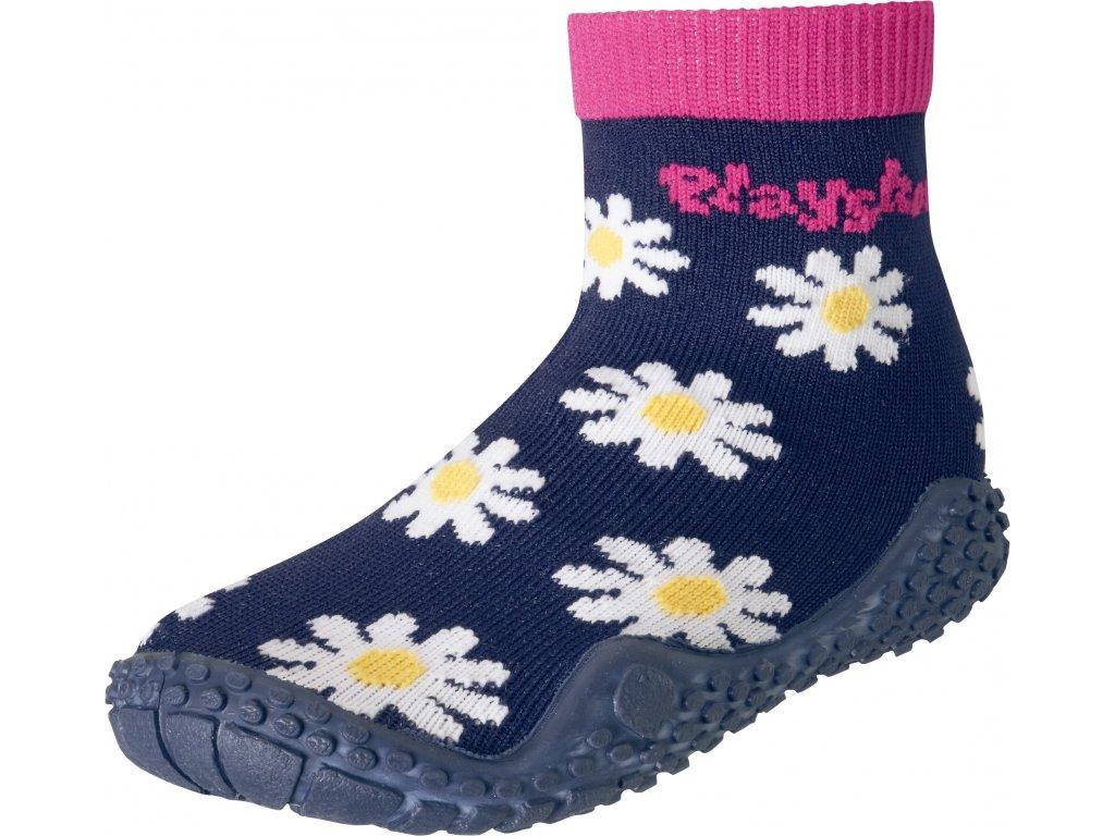 Aqua ponožky Margarétky