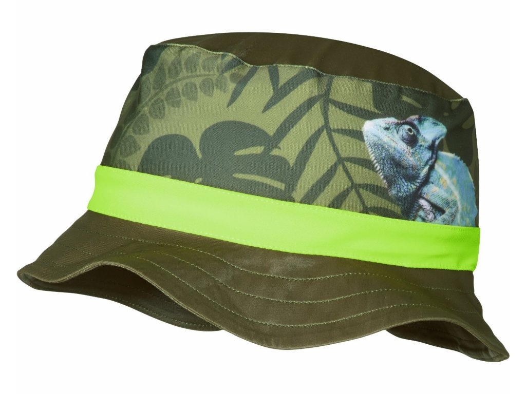 Klobúčik s UV ochranou Chameleón
