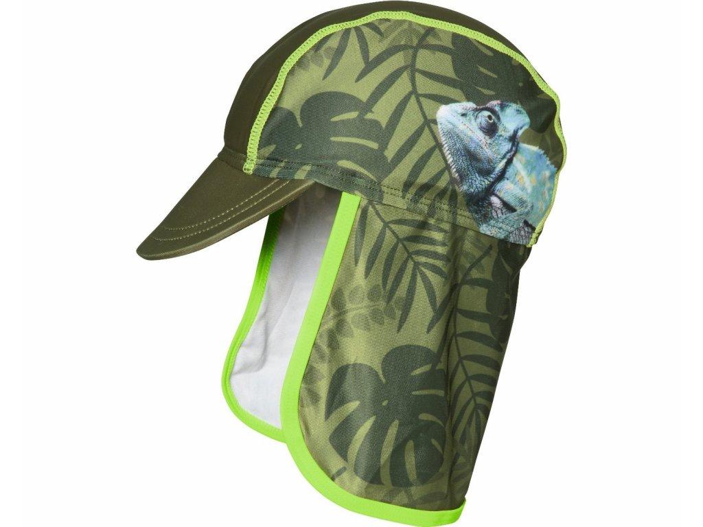 Čiapka so šiltom a UV ochranou Chameleón