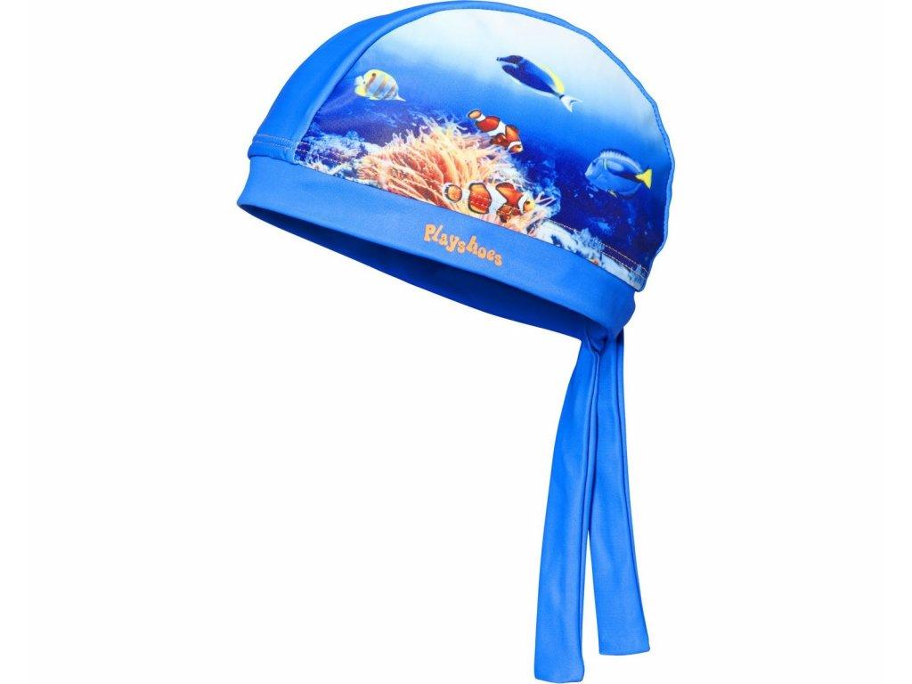 Čiapka s UV ochranou Podmorský svet