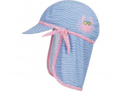 Čiapka so šiltom a UV ochranou Krab
